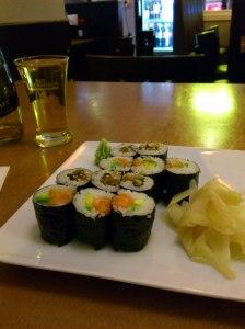 Hunger journey-Berlin-Suno sushi