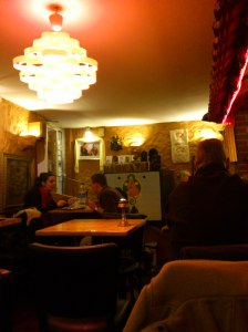 Hunger journey-Berlin-Tibethaus
