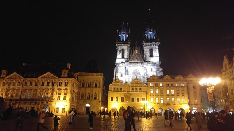 Prague-Old town